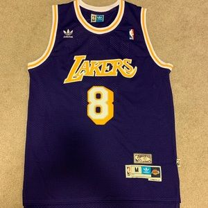Kobe Lakers adidas originals nba jersey